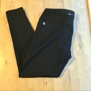 Fabletics Pants - Fabletics Salar Solid Cold Weather Legging